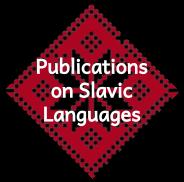button - Publications on Slavic Languages