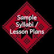 button - Sample Syllabi / Lesson plans