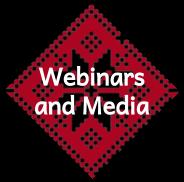 button - Webinars and Media